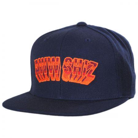 Aww Shiz Snapback Baseball Cap