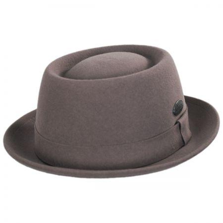 Kangol Wool LiteFelt Pork Pie Hat