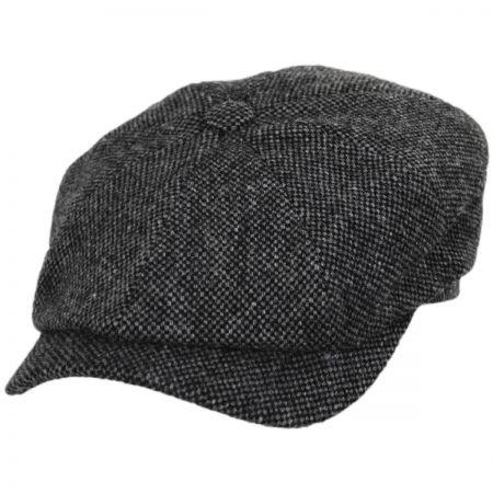 329ce05372b Wool Tweed Newsboy Cap at Village Hat Shop