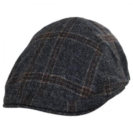 63bf58a9a Vitale Barberis Canonico Wool/Silk/Linen Duckbill Ivy Cap