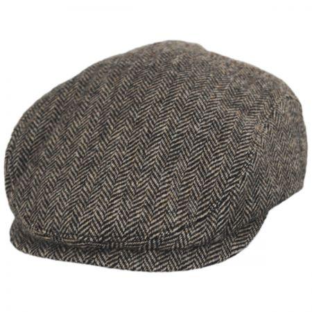 Classic Shetland Earflap Wool Ivy Cap alternate view 11