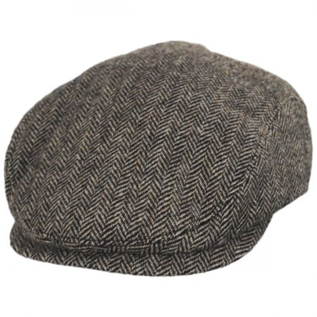 Classic Shetland Earflap Wool Ivy Cap alternate view 46