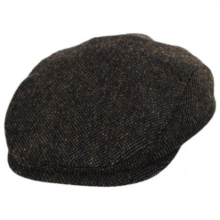 Donegal Shetland Earflap Wool Ivy Cap