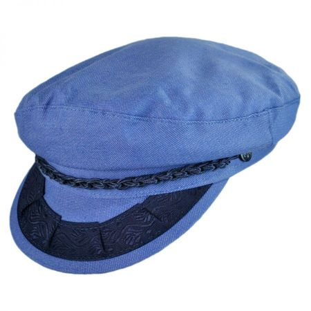 Aegean Cotton Greek Fisherman s Cap Greek Fisherman Caps 096489e48ee
