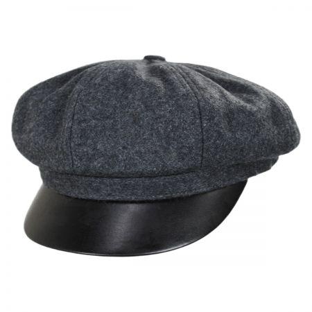059b44731dd0a Montreal Wool Blend Baker Boy Cap