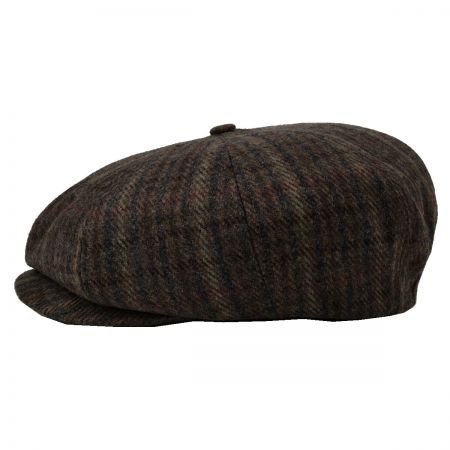 Li'l Brood Wool Blend Newsboy Cap - Childs alternate view 1