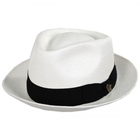 White Panama Hat at Village Hat Shop 7e745ea15ad