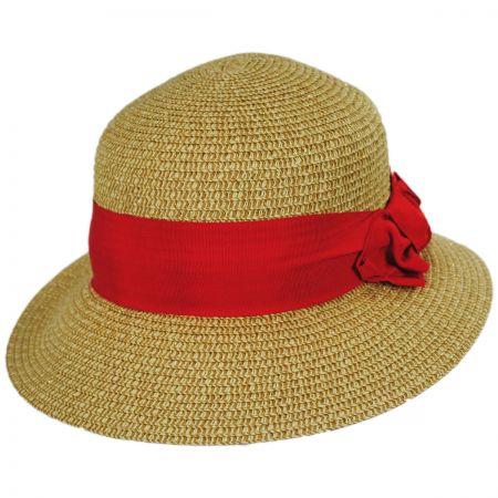 Spectator Toyo Straw Blend Cloche Hat alternate view 1