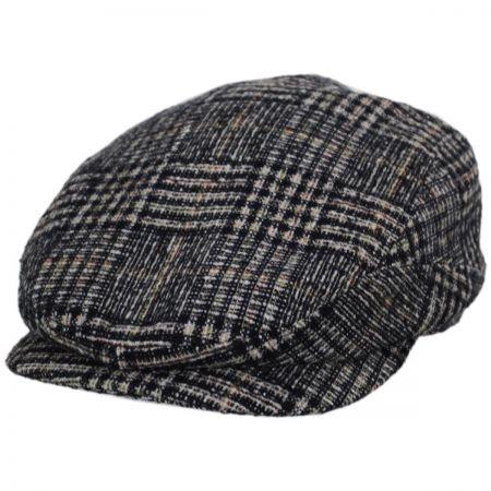 Stetson Glencheck Wool Blend Ivy Cap