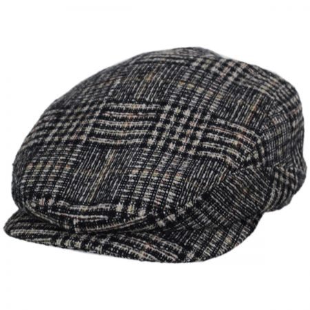 Glencheck Wool Blend Ivy Cap alternate view 5