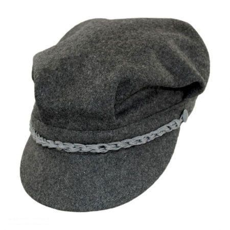 Aegean Bouboulina Wool Cap