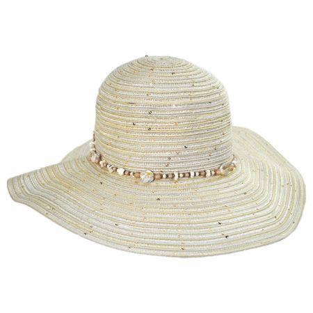 Perdido Straw Blend Facesaver Hat alternate view 5