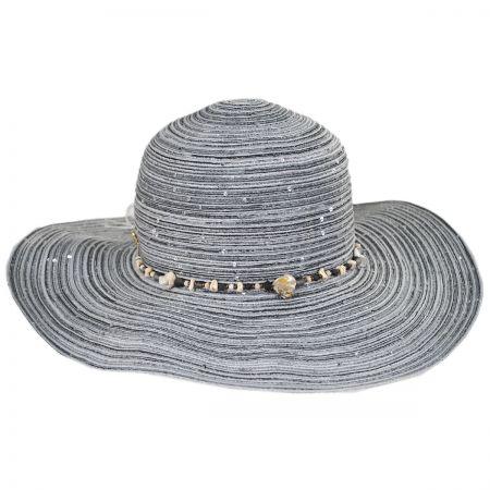 Jensen Straw Blend Facesaver Hat alternate view 1