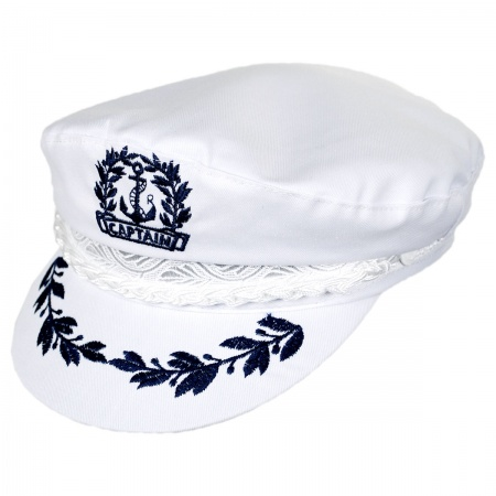 Aegean Captain's Cotton Cap