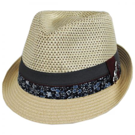 f6278e5a8e3f1 Straw Fedoras - Where to Buy Straw Fedoras at Village Hat Shop