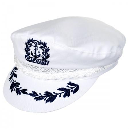 Aegean Captain's Hat - Cotton