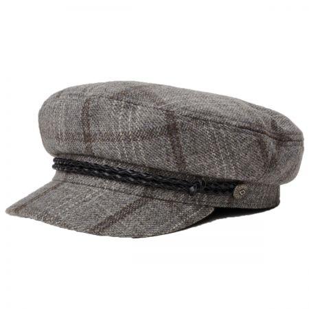 Wool Blend Fidder Cap