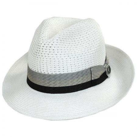 Stacy Adams Syracuse Fedora Hat