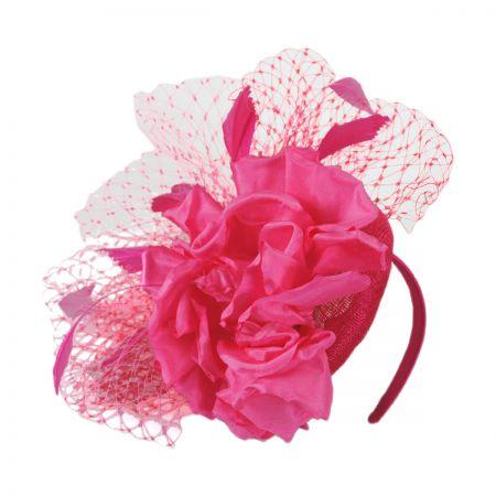 Kentucky Derby Alexandria Sinamay Fascinator Hat