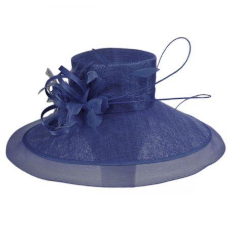 Lady's Secret Sinamay Lampshade Hat alternate view 5