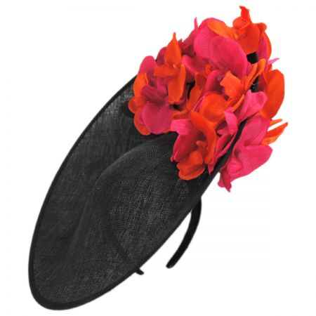 Kentucky Derby Triple Crown Sinamay Fascinator Hat adf7c11bc5e
