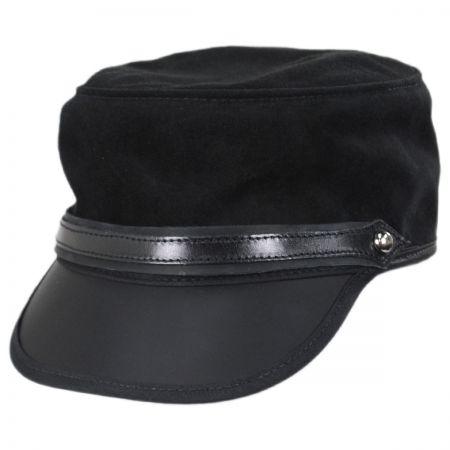 Leather Cadet at Village Hat Shop 4846fb97718
