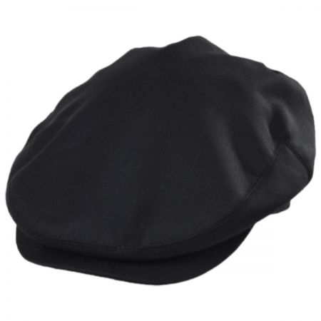 Elverton Wool Solid Ivy Cap