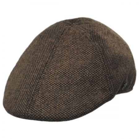 Jaxon Hats Luthor Wool Blend Duckbill Cap