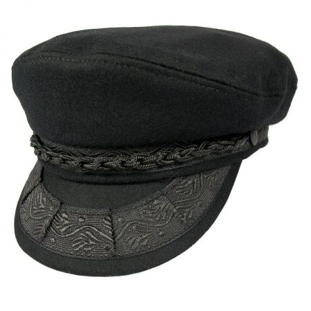 Aegean - Wool Greek Fisherman's Cap