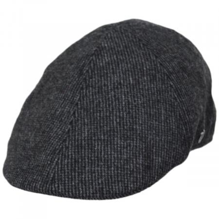 Jaxon Hats Atchison Wool Blend Duckbill Cap