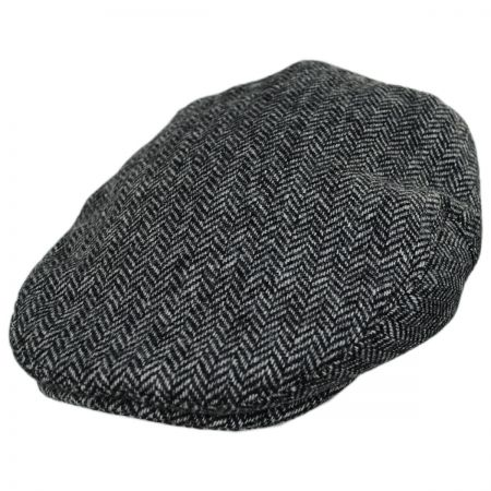 Kinnerton Wool Herringbone Ivy Cap alternate view 5