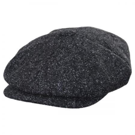 Brunswick Wool Tweed Newsboy Cap