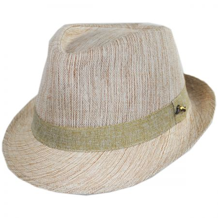 Straw Fedoras - Where to Buy Straw Fedoras at Village Hat Shop 38b924c3a93