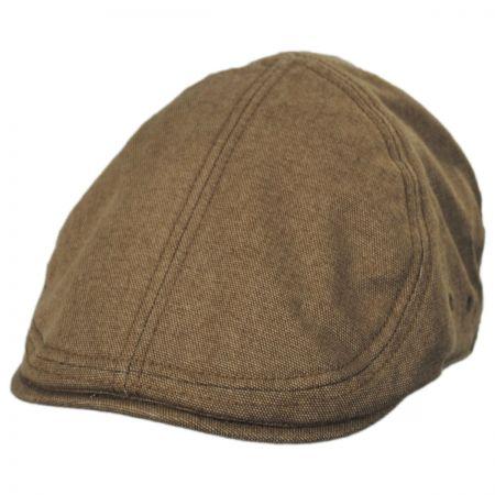 Society Street Cotton Duckbill Ivy Cap