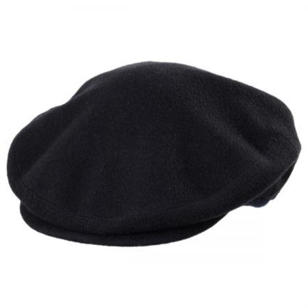 Borsalino Earflaps Cashmere Wool Ivy Cap