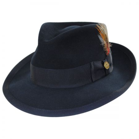 Whippet Fur Felt Fedora Hat alternate view 96