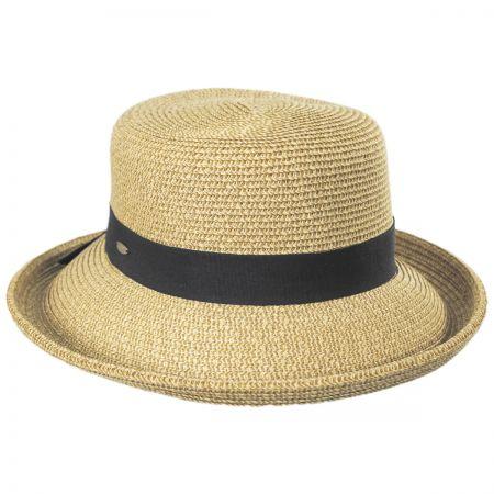 Vallea Toyo Straw Blend Sun Hat alternate view 1
