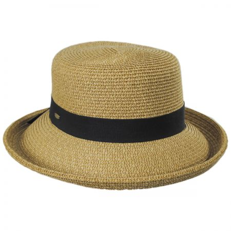Scala Vallea Toyo Straw Blend Sun Hat