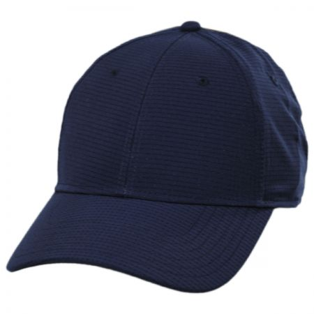 Dorfman Pacific CompanyLoch Ness Perforated Nylon Baseball Cap fbbd725c307