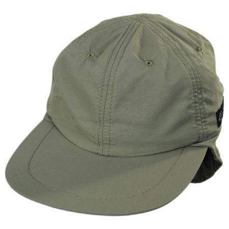 ec95694e85d Dorfman Pacific Company Excavator Nylon Fishing Flap Cap