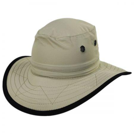 Village Hat Shop VHS Cotton Booney Hat Navy Blue