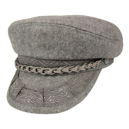 Wool Greek Fisherman's Cap alternate view 74
