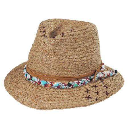 284f5cf8053 Tan Fedora Hat at Village Hat Shop