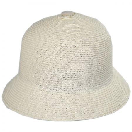 Brixton Hats Essex Toyo Straw Bucket Hat