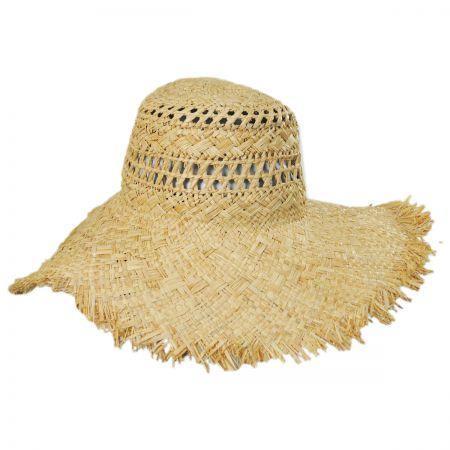 c83e3610dd11d Raffia Straw Hats at Village Hat Shop