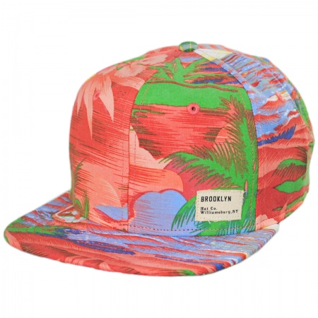 818fbbde Brooklyn Hat Co Bossa Nova Strapback Baseball Cap
