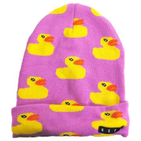 Neff Lawrence Duckie Beanie Hat