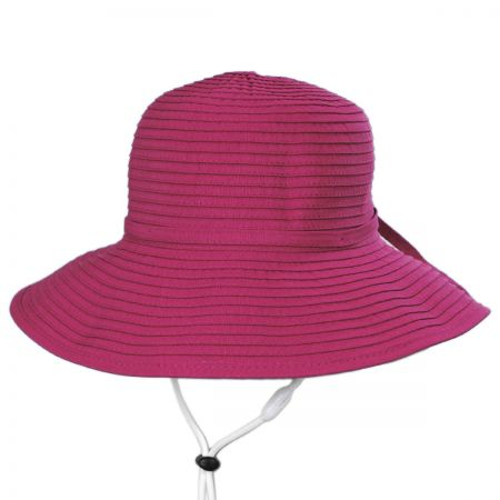 Seashell Ribbon Kids Sun Hat alternate view 5