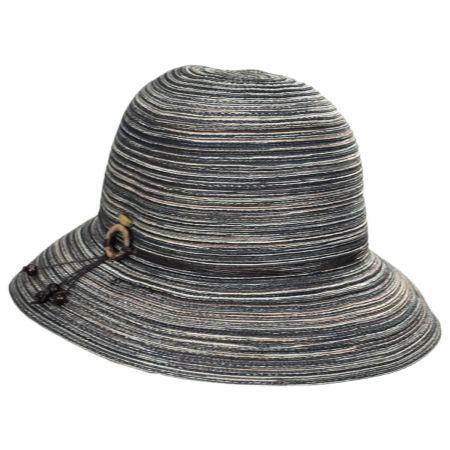 7d848607 Black Cloche Hats at Village Hat Shop