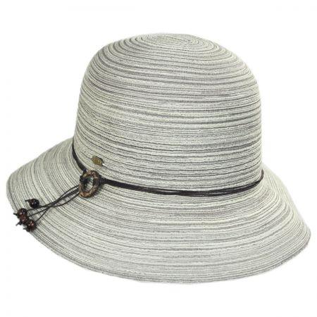 a4848a921fa3 Scala Ribbon Hat at Village Hat Shop